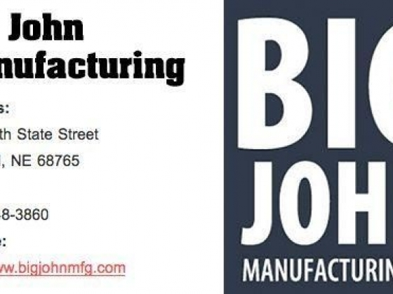 Big John Manufacturing in Osmond, NE