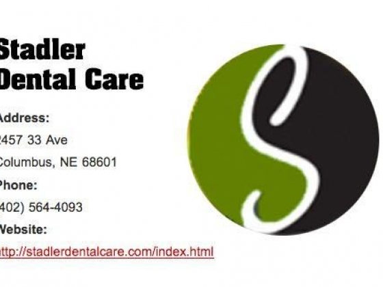 Stadler Dental Care in Columbus, NE