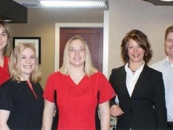 Friendly staff at Stadler Dental Care in Columbus, NE