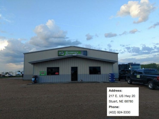Shamrock Diesel Repair & Automotive in Stuart, NE