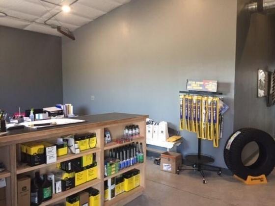 Car parts at Shamrock Diesel Repair & Automotive in Stuart, NE