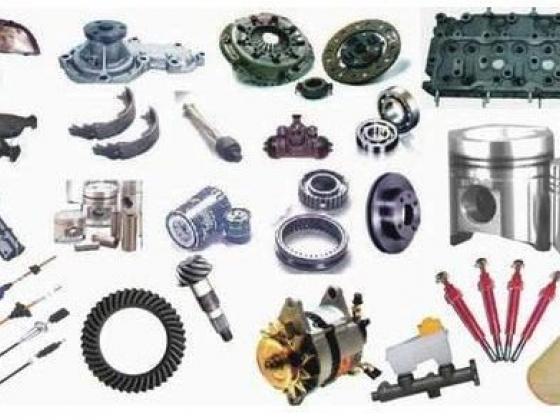 Used auto parts at Butler's Auto Salvage Torrington, Wyoming