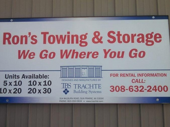 Ron's Storage in Scottsbluff, NE