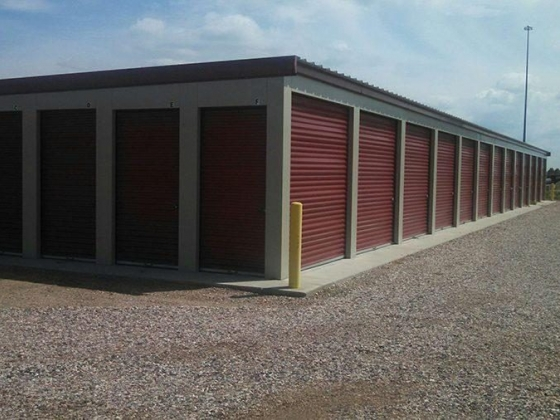 Personal storage units at Ron's Storage in Scottsbluff, NE