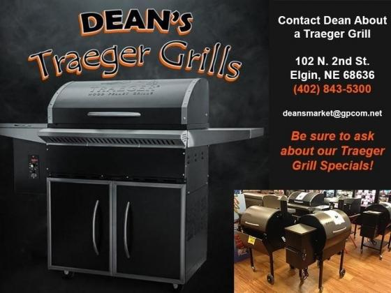 Dean's Traeger Grills in Norfolk, NE